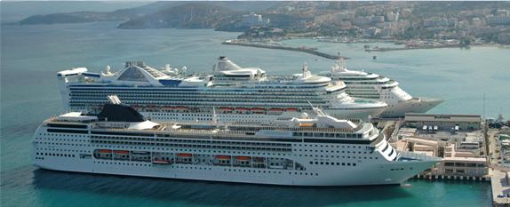 duitse cruise aanbieders